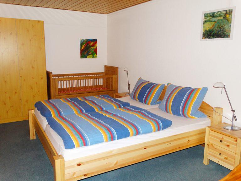 Spatzennest Bett